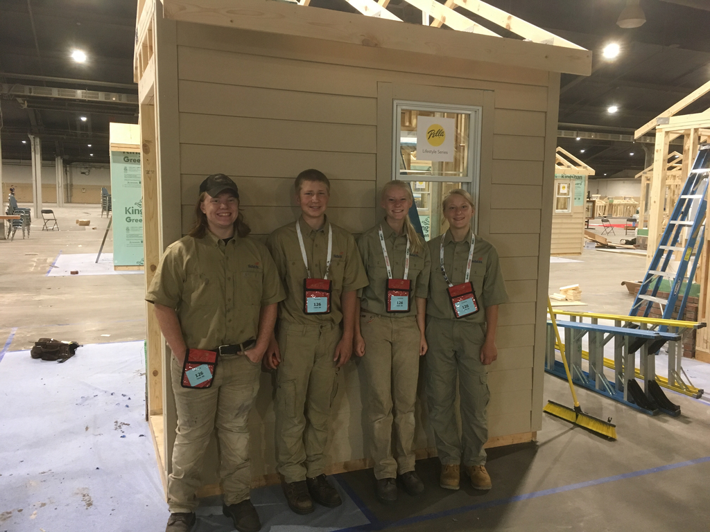 Skills USA competition in Louisville, KY.