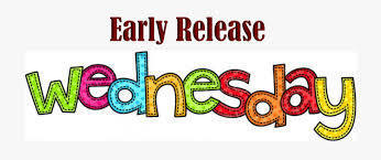 Early Release Wed.