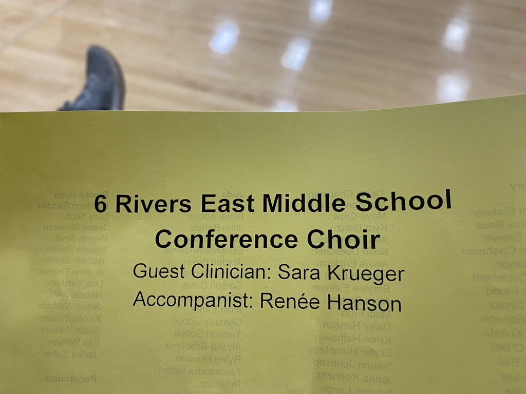 MS  choir festival